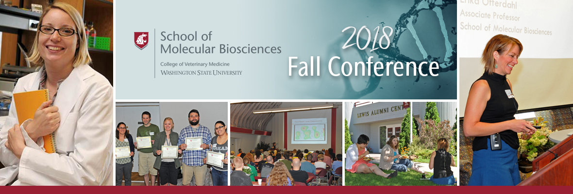 School of Molecular Biosciences 2017 Annual Retreat