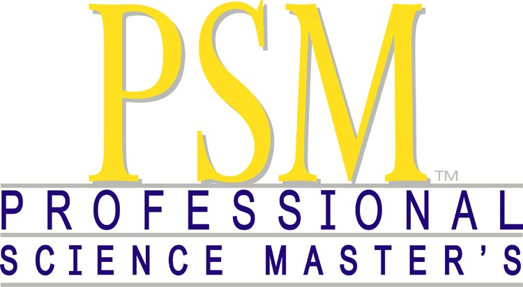 Professional Science Masters Graphic